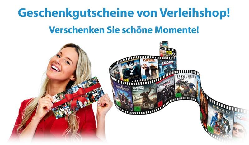 Verleih Von Dvds Blu Rays Pc Und Konsolenspielen