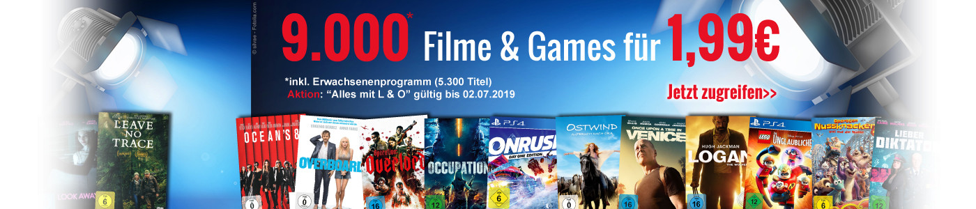 Verleihshop Die Online Videothek Filme Dvd Blu Ray Ausleihen