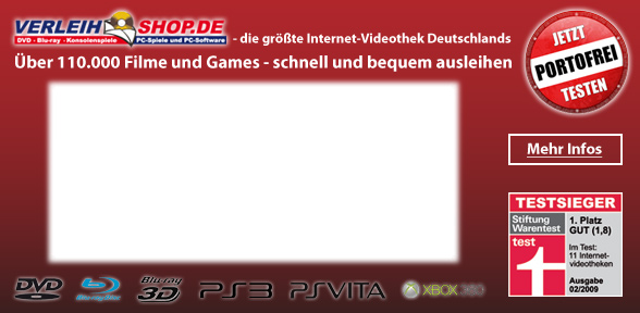 Dvd Verleih Im Test Verleihshopde Hardwarejournal