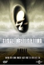 Final Destination DVD-Cover