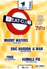 Beat-Club - The Best of '70 - Vol.2 DVD-Cover