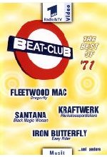 Beat-Club - The Best of '71 DVD-Cover