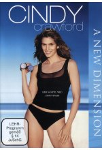 Cindy Crawford - A New Dimension DVD-Cover