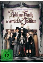 Addams Family 2 - In verrückter Tradition DVD-Cover