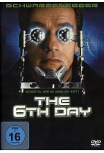 The 6th Day DVD-Cover