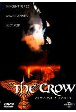 The Crow 2 - City of Angels DVD-Cover