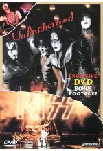 Kiss - Unauthorized DVD-Cover