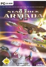 Star Trek - Armada 2 Cover