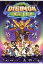 Digimon - Der Film DVD-Cover