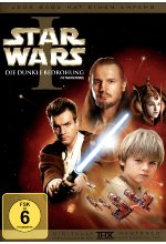 Star Wars Episode 1 - Dunkle Bedrohung  [2 DVDs] DVD-Cover