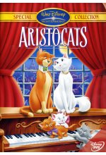 Aristocats DVD-Cover