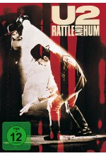 U2 - Rattle and Hum DVD-Cover