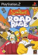 Simpsons - Road Rage Cover