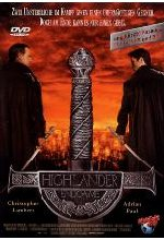 Highlander 4 - Endgame DVD-Cover