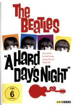 Beatles - A Hard Day's Night DVD-Cover