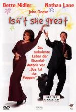 Isn't She Great DVD-Cover