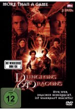Dungeons & Dragons  [2 DVDs] DVD-Cover