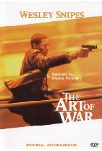 The Art of War DVD-Cover