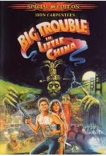 Big Trouble in Little China  [SE] DVD-Cover