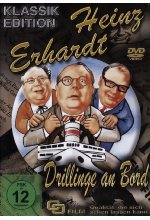 Drillinge an Bord DVD-Cover