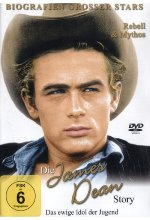 James Dean - Die Story/Rebell & Mythos DVD-Cover
