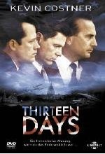 Thirteen Days  [2 DVDs] - Digipak DVD-Cover