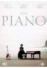 Das Piano  [2 DVDs] (+ CD-Soundtrack) DVD-Cover