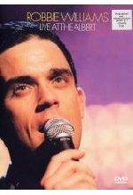 Robbie Williams - Live at the Albert DVD-Cover