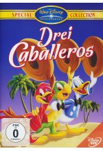Drei Caballeros - Special Collection DVD-Cover