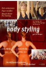 Body Styling - Get In Shape DVD-Cover