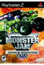 Monster Jam - Maximum Destruction Cover