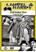 Laurel & Hardy - Auf hoher See DVD-Cover