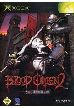 Blood Omen 2 - The Legacy of Kain Series Cover