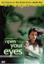 Open your eyes - Virtual Nightmare DVD-Cover