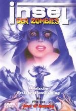 Insel der Zombies DVD-Cover