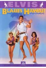 Elvis Presley - Blaues Hawaii DVD-Cover