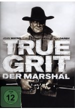 True Grit - Der Marshal DVD-Cover