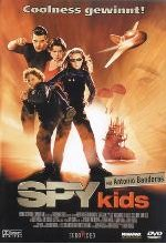 Spy Kids DVD-Cover