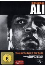 Muhammad Ali - Through the eyes of the ... (OmU) DVD-Cover