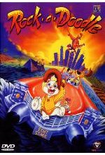 Rock a Doodle DVD-Cover