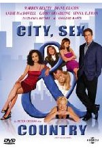 City, Sex & Country DVD-Cover