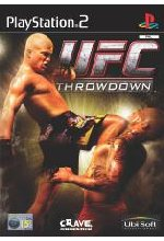 UFC - Throwdown Cover