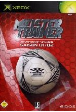 Meistertrainer - Championship Manager 2001/2002 Cover