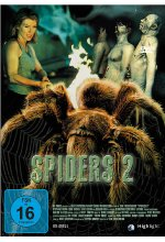 Spiders 2 DVD-Cover