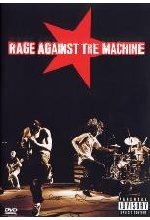 Rage against the Machine DVD-Cover