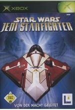 Star Wars - Jedi Starfighter Cover
