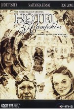 Hotel New Hampshire DVD-Cover