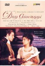 Mozart - Don Giovanni  [2 DVDs] DVD-Cover