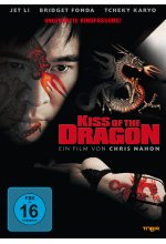 Kiss of the Dragon DVD-Cover