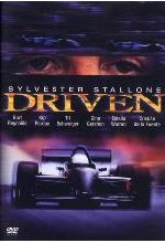 Driven DVD-Cover